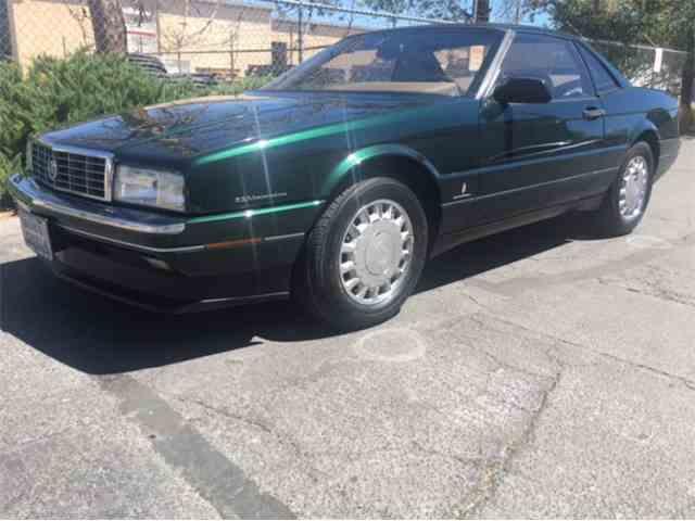 1993 Cadillac Allante | 1001326