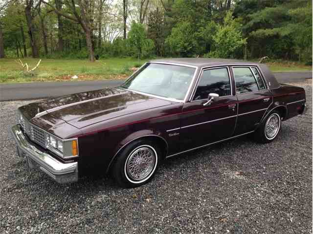 1987 Oldsmobile Cutlass Supreme   1001328