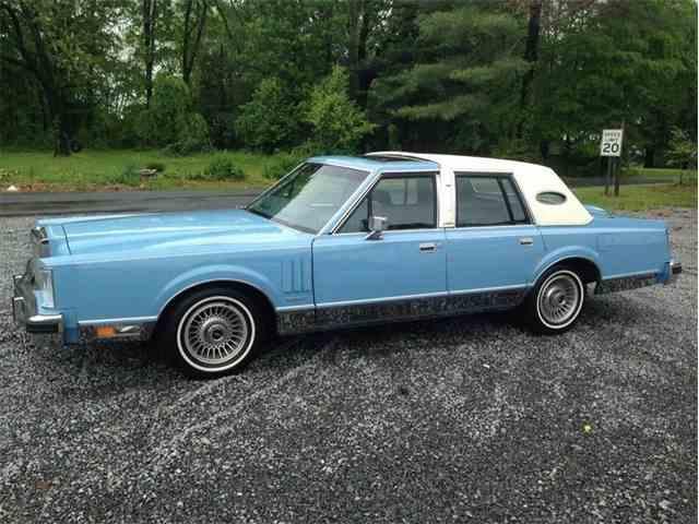 1982 Lincoln Continental | 1001330