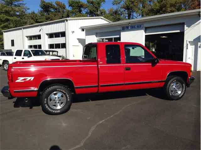 1995 Chevrolet Pickup | 1001332
