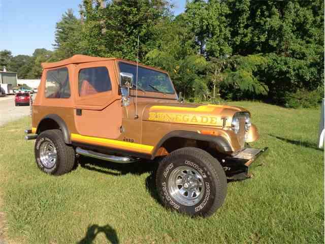 1982 Jeep Wrangler C-7 4x4 | 1001337