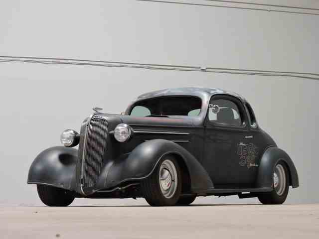 1936 Chevrolet 5-Window Coupe | 1000134