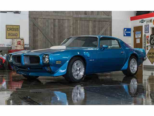 1970 Pontiac Firebird Trans Am | 1001344