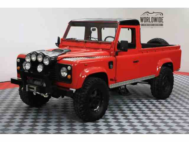 1987 Land Rover Defender | 1001346