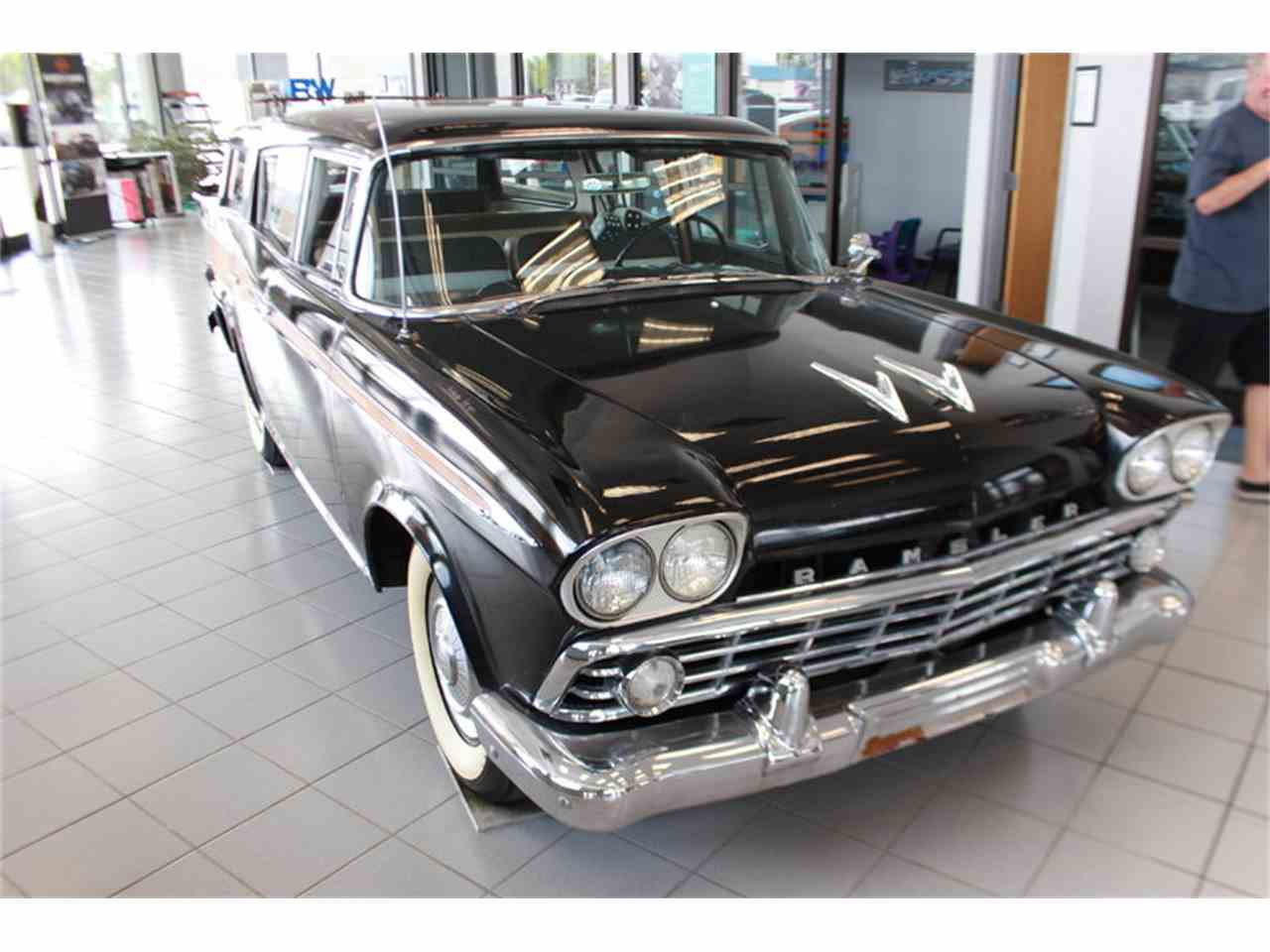 Large Picture of Classic '59 Rambler Cross Country located in Vernal Utah - $11,500.00 - LGN7