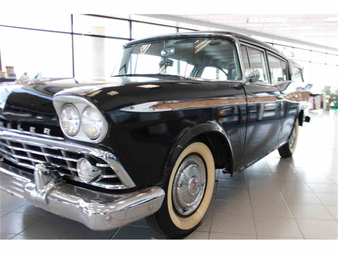 Large Picture of '59 Cross Country Offered by Salt City Classic & Muscle - LGN7