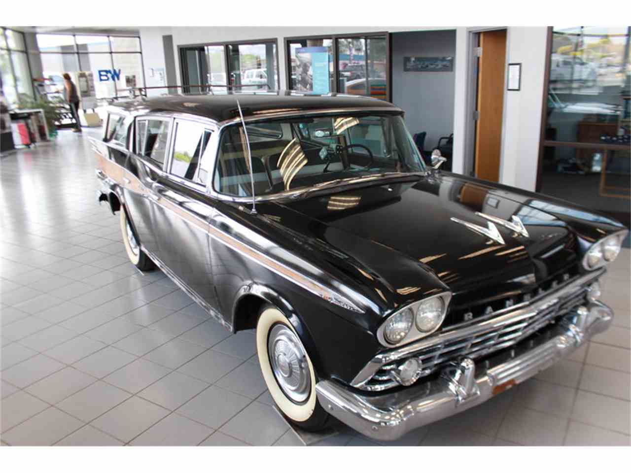 Large Picture of '59 Rambler Cross Country - $11,500.00 Offered by Salt City Classic & Muscle - LGN7