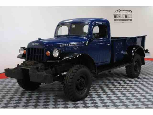 classic dodge power wagon for sale on 14 available. Black Bedroom Furniture Sets. Home Design Ideas