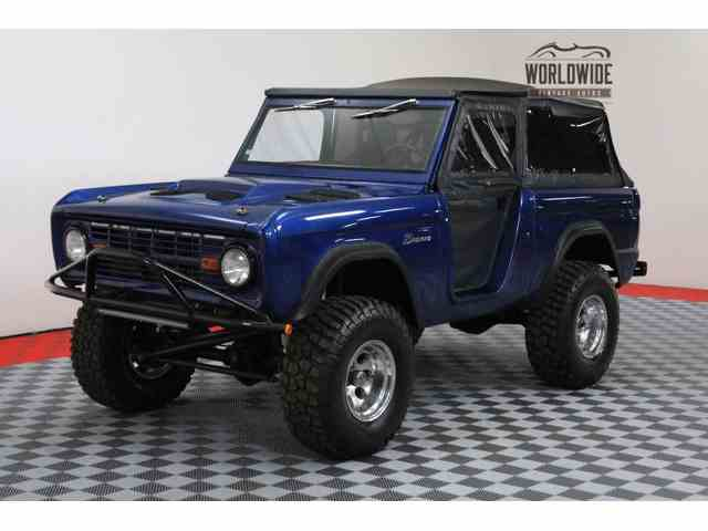 1968 ford bronco for sale on 4 available. Black Bedroom Furniture Sets. Home Design Ideas