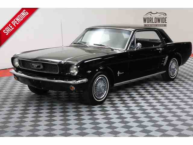 1966 Ford Mustang | 1001353