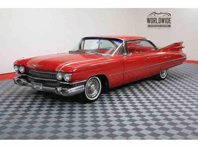 1959 Cadillac Coupe DeVille   1001355