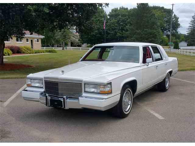 1992 Cadillac DeVille   1001358
