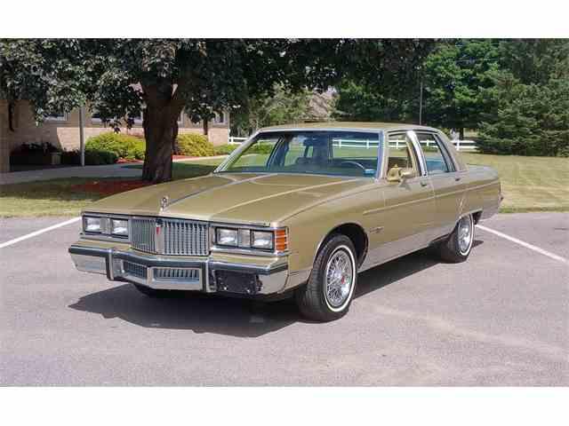 1981 Pontiac Bonneville | 1001359