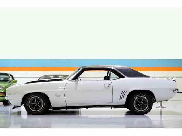 1969 Chevrolet Camaro SS | 1001363