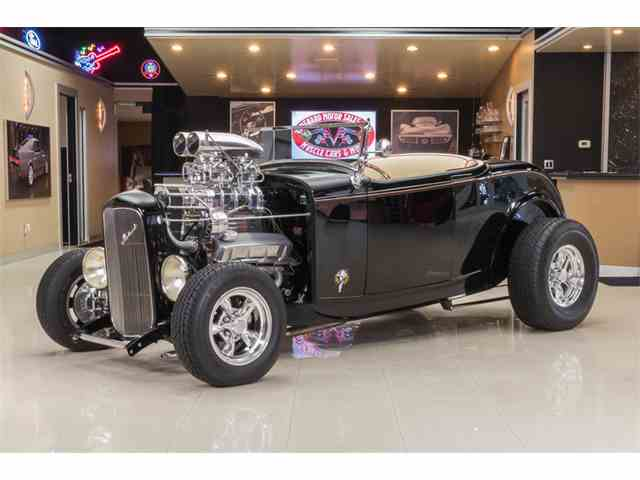 1932 Ford Roadster Street Rod | 1001367