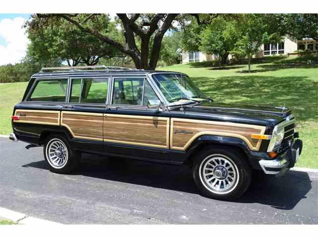 1991 Jeep Wagonmaster Grand Wagoneer | 1001371