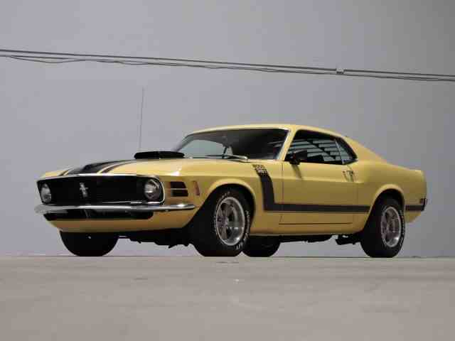 1970 Ford Mustang | 1000138