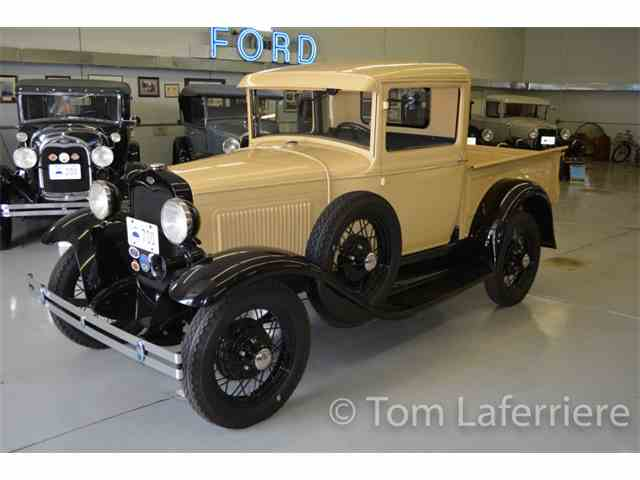 1931 Ford  Model A Pickup Truck | 1001380
