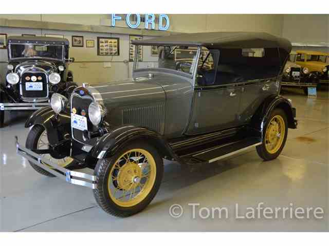 1929 Ford Model A | 1001382