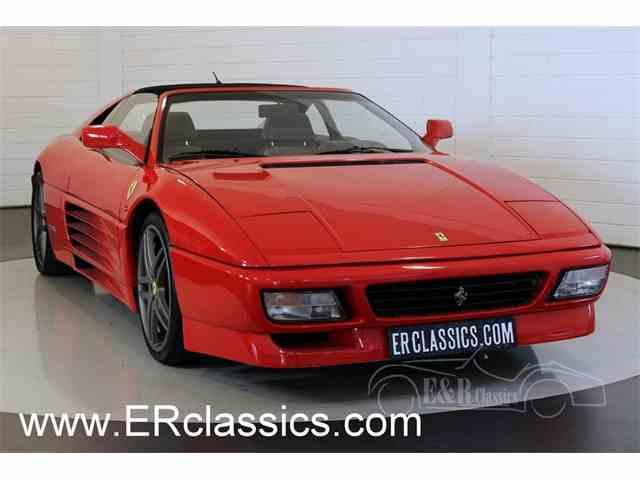 1992 Ferrari 348   1001383