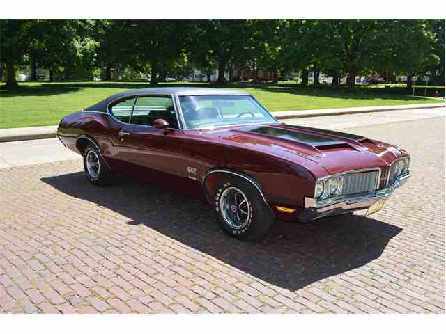1970 Oldsmobile 442 | 1001385