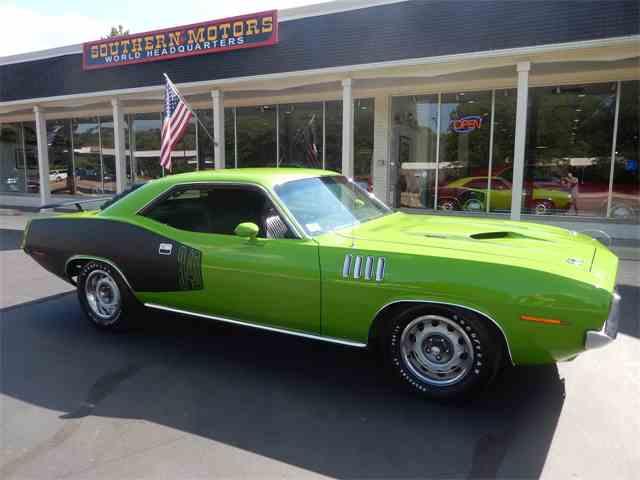 1971 Plymouth Cuda | 1001386