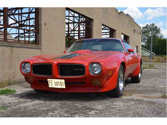 1973 Pontiac Firebird Trans Am | 1001387