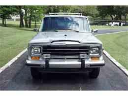 1986 Jeep Wagoneer for Sale - CC-1001388