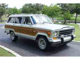 Picture of '86 Wagoneer - LGOC
