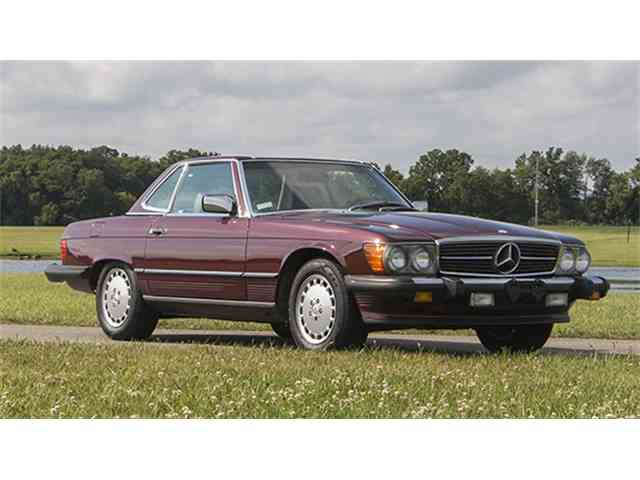 1986 Mercedes-Benz 560SL | 1000139