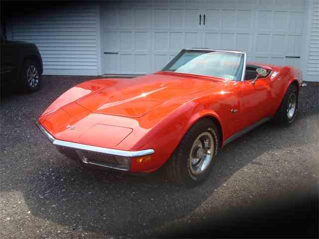1970 Chevrolet Corvette | 1001392