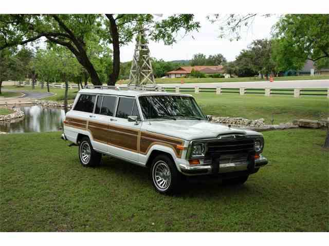 1989 Jeep Wagonmaster Grand Wagoneer | 1001396