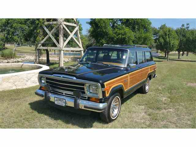 1986 Jeep Wagonmaster Grand Wagoneer | 1001397