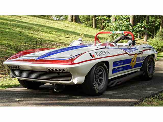 1964 Chevrolet Corvette Sting Ray Supernova