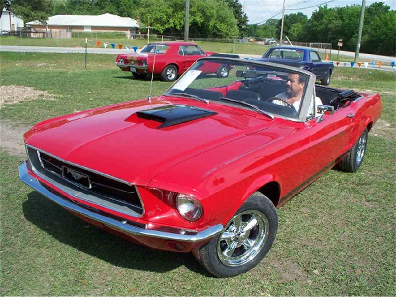 Large Picture of Classic '67 Mustang located in CYPRESS Texas - LGOQ