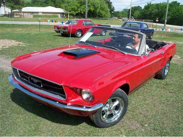 1967 Ford Mustang | 1001402