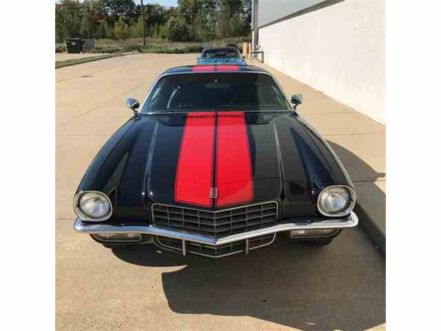 1972 Chevrolet Camaro | 1001403
