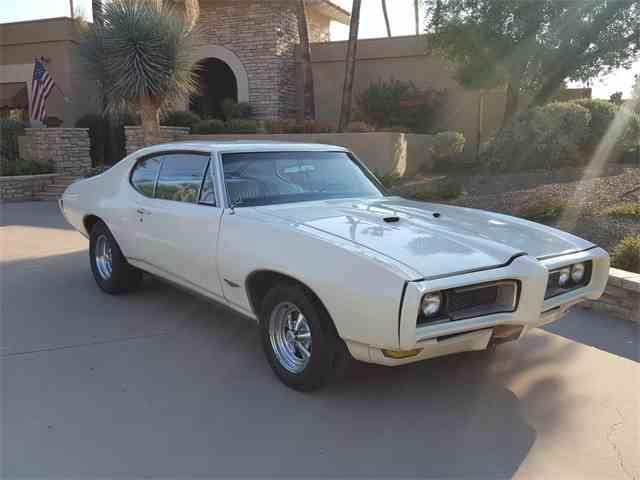1968 Pontiac GTO | 1001404