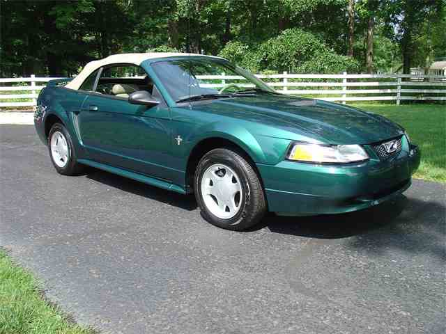 2000 Ford Mustang | 1001406