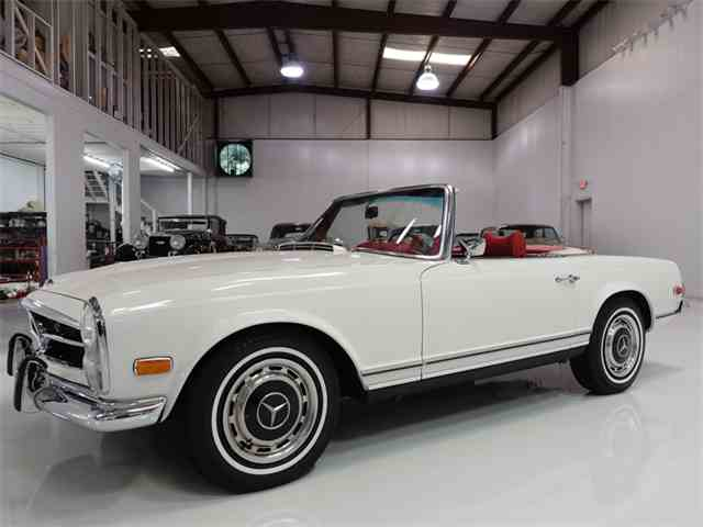 1969 Mercedes-Benz 280SL | 1001407