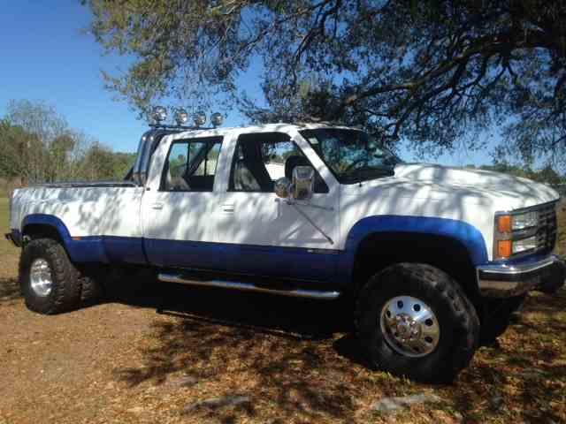 1993 Chevrolet 3500 | 1001408