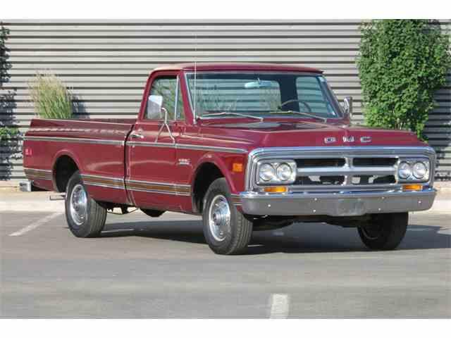 1969 GMC 1500 | 1001410