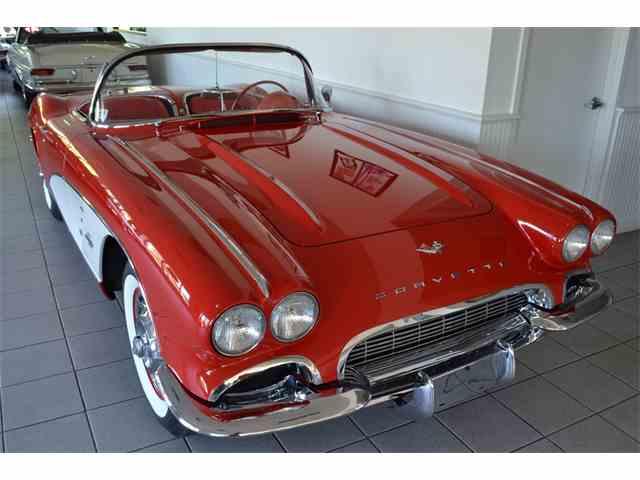 1961 Chevrolet Corvette | 1001412