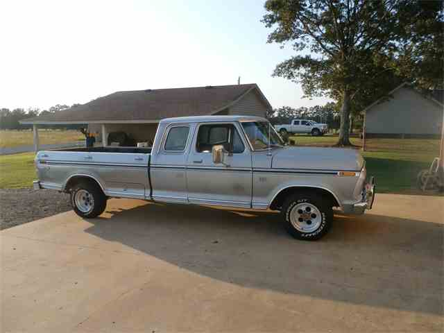 1975 Ford Pickup   1001417