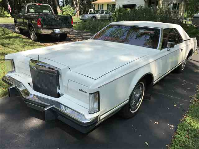 1979 Lincoln Continental Mark V | 1001419