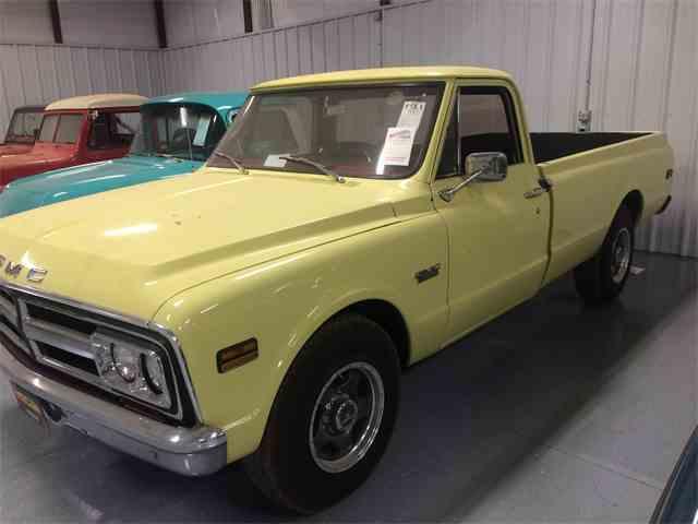 1968 GMC Pickup   1001420