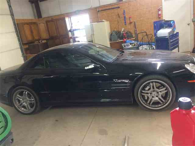 2004 Mercedes-Benz SL55 | 1001423