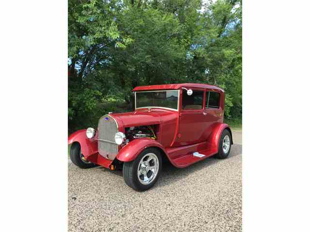 1929 Ford Model A | 1001424