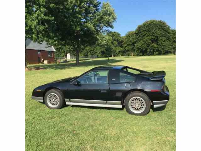1986 Pontiac Fiero   1001425