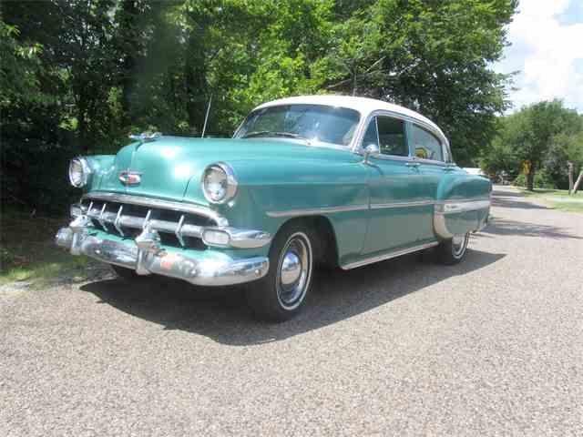 1954 Chevrolet Bel Air | 1001427